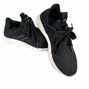 UNDER ARMOUR BLACK Edge Lux3 Athletic Sneaker -Sz6